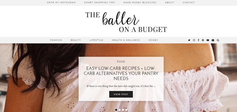 the baller on a budget blog