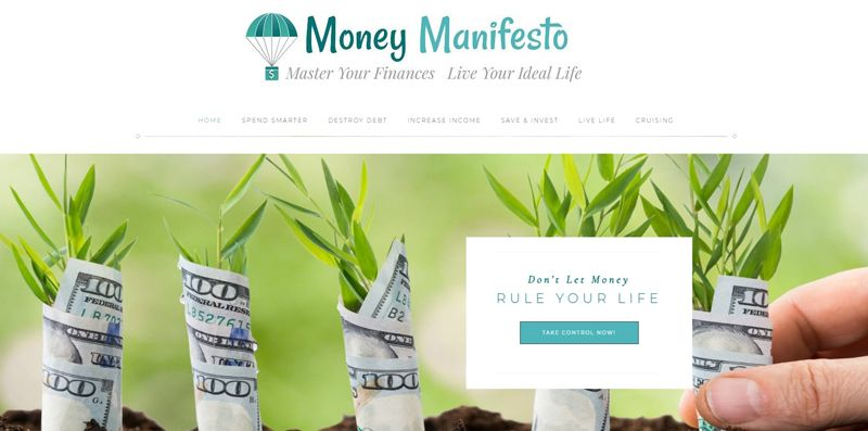money manifesto blog