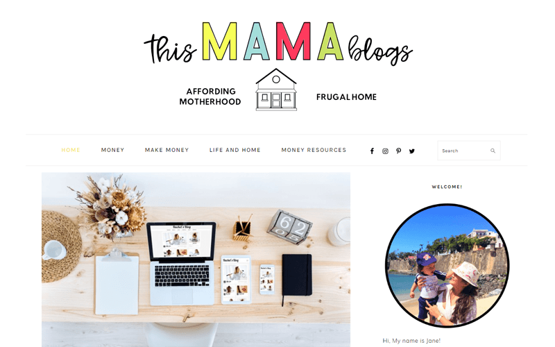 this mama blogs blog