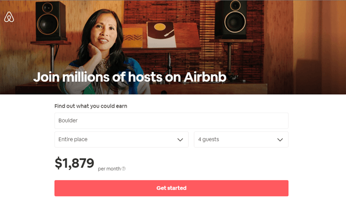 host on airbnb