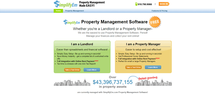 simplyfyem property management review